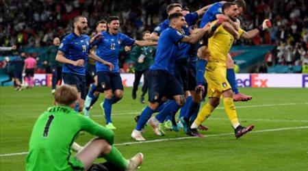 دوناروما يكشف سر عدم احتفاله بعد الركلة الأخيرة أمام إنجلترا