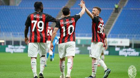 ساسولو يدمر حلم ميلان.. ويحرمه من لقب الدوري الإيطالي
