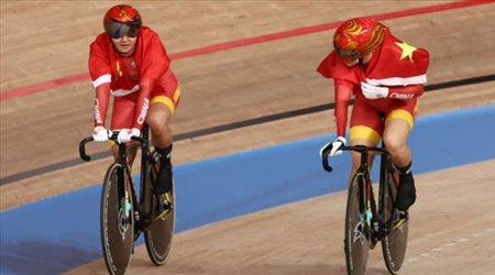 """سيدات الصين """"أسرع"""" من الألمانيات.. ويحطمن أرقام قياسية في أولمبياد طوكيو 2020"""