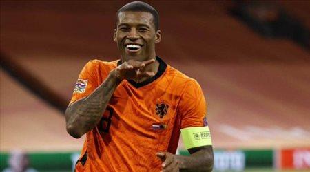 نجم ليفربول بتصريح ناري يعلق على سقوط منتخب هولندا أمام تركيا