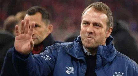 """هانز فليك يوقع على عقود تدريب منتخب ألمانيا.. """"قائد المانشافت في المونديال"""""""