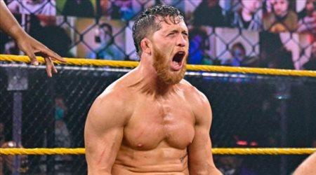 """أورايلي نجم """"WWE"""" يكشف أسرار الفوز على جرايمز"""