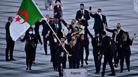 """""""كورونا"""" يهاجم بعثة الجزائر في أولمبياد طوكيو"""