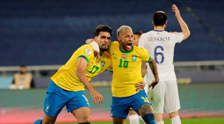 نيمار يقود البرازيل في مواجهة كولومبيا المثيرة بتصفيات كأس العالم