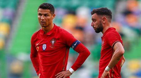 كريستيانو رونالدو يقود البرتغال أمام لوكسمبورج في الطريق نحو مونديال 2022