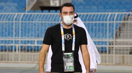 """""""فضيحة حقيقية"""".. جنون تشافي يثير الجدل بعد طرده لأول مرة أمام النصر"""