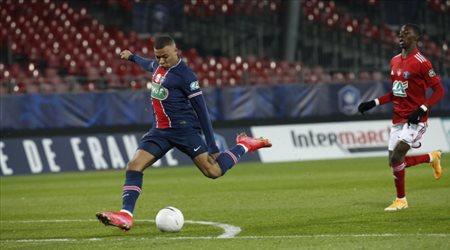 بثلاثية أمام بريست.. باريس سان جيرمان يصعد إلى ثمن نهائي كأس فرنسا