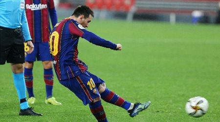 رسميا.. ميسي يحصد جائزة جديدة في الدوري الإسباني