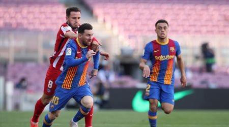 أتلتيكو مدريد ينهي أحلام برشلونة بالدوري الإسباني بتعادل سلبي قاتل