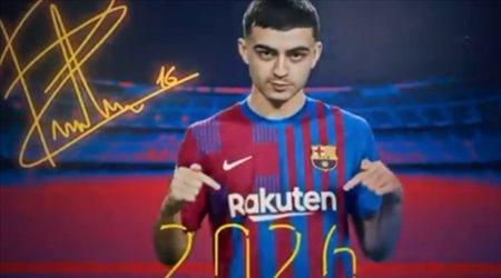 بيدري يؤكد عودة برشلونة للصفوف الأولى وميسي الأفضل