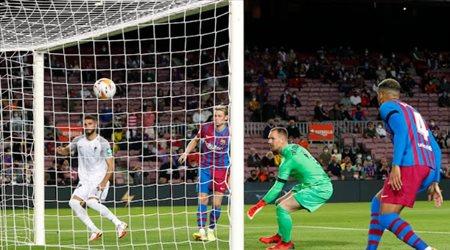 """""""شكرا انتهى مشوارنا في دوري الأبطال"""".. كارثة تنتظر برشلونة أمام دينامو كييف"""