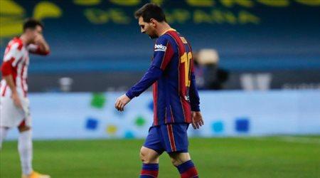مساعد سيتين: هذا هو موقف ميسي من الرحيل عن برشلونة