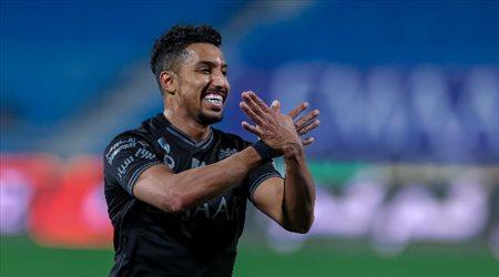 """سالم الدوسري.. 3 أهداف في مباراتين و""""السر"""" في ميكالي"""
