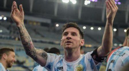 تصريحات مثيرة من ميسي بعد تتويج الأرجنتين بكوبا أمريكا