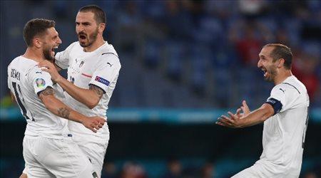 يورو 2020.. حدث فريد في موقعة إيطاليا ضد تركيا