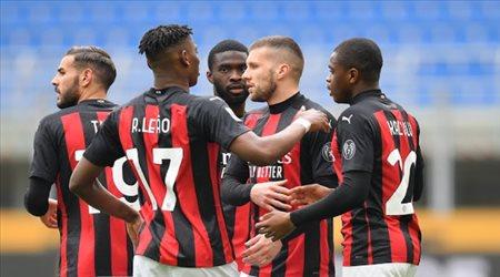 غيابات صادمة.. طالع تشكيل ميلان أمام ساسولو في الدوري الإيطالي