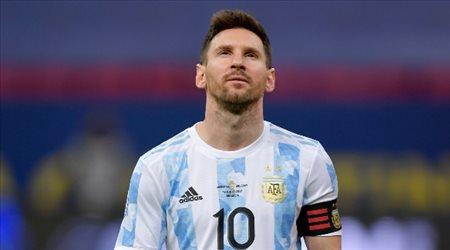 أول رسالة من ميسي بعد فوز الأرجنتين على أوروجواي في كوبا أمريكا