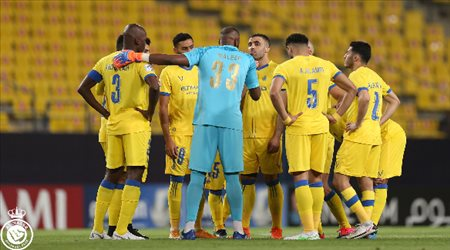 النصر يفقد 10 لاعبين أمام الوحدات.. في حالة واحدة