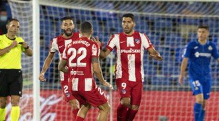 مباراة مجنونة.. ليفانتي يفرض التعادل الإيجابي على أتلتيكو مدريد في الدوري الإسباني