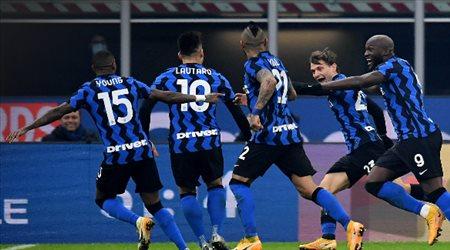إنتر يكسر عقدة يوفنتوس في الدوري الإيطالي ورقم فريد يتحقق للمرة الأولى منذ 11 عاما
