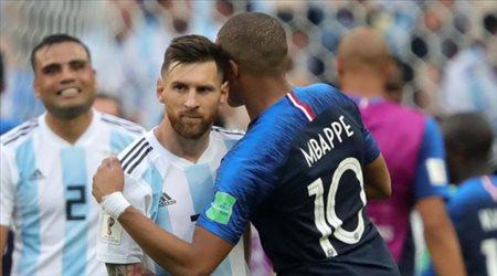الدوري الفرنسي أفضل من الإسباني.. ميسي يعلق على رأيه في انتقال مبابي لريال مدريد