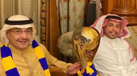 """خالد بن فهد يضم 14 لاعبا إلى النصر.. """"أسرار خطيرة"""""""