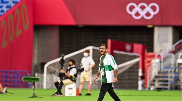 سعد الشهري مدرب منتخب السعودية الأوليمبي في طوكيو 2020