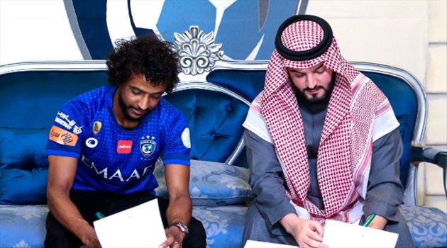 فهد بن نافل وياسر الشهراني