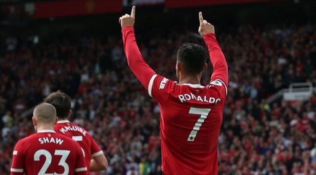 مانشستر يونايتد - رونالدو