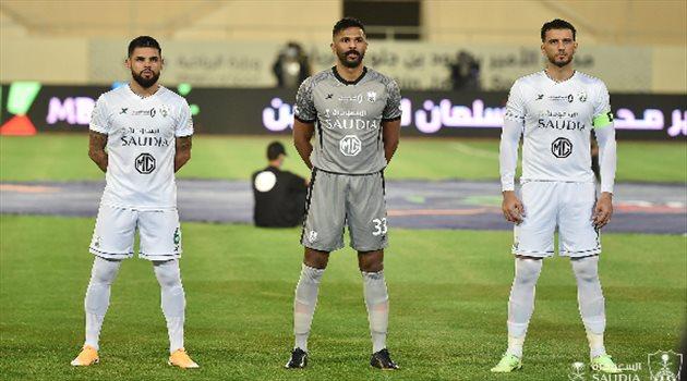 عمر السومة ومحمد العويس ولوكاس ليما
