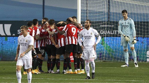 ريال مدريد ضد أتلتيك بيلباو