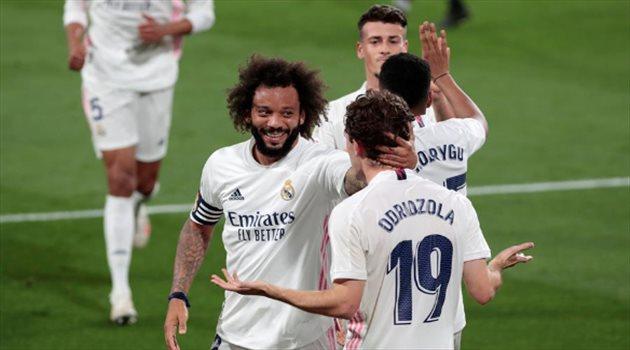 ريال مدريد وقاديش