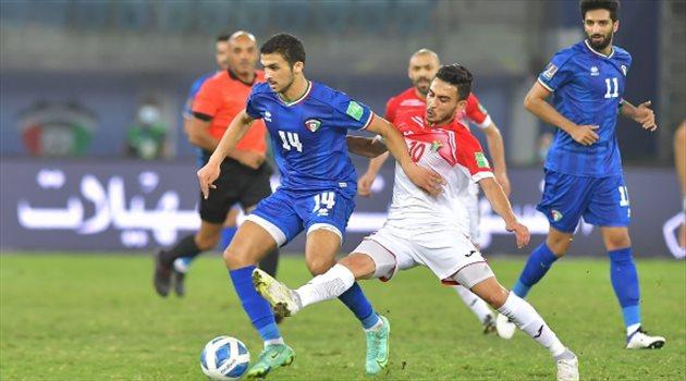 الكويت والأردن