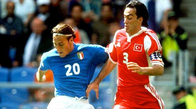 تركيا وإيطاليا عام 2000