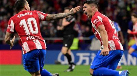 """بعد عودة الأمس.. أتلتيكو مدريد """"ملك الريمونتادا"""" في الدوريات الكبرى"""