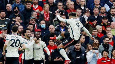 قبل مباراة الأمس.. محاولات مانشستر يونايتد للتأثير السلبي على صلاح انقلبت فوق رؤوسهم