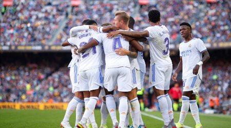 أنشيلوتي يرد على انتقادات أداء ريال مدريد في كلاسيكو الأرض أمام برشلونة